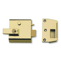 Auto Deadlocking Nightlatches