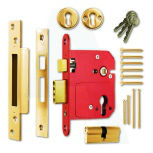 British Standard Complete Locksets
