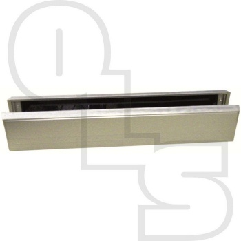 PADDOCK SLIM MASTER UPVC TELESCOPIC LETTERPLATE