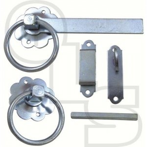 CROMPTON 1136 GATE LATCH - PLAIN HANDLE