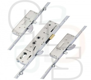 Kenrick Excalibur Multipoint Lock - 3 Rollers, 3 Hooks and 2 Anti-Lift Bolts