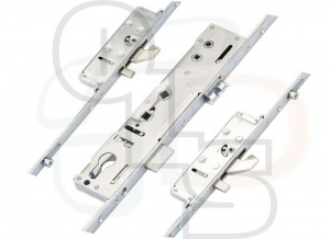 Mila Master Multipoint Lock - 2 Hooks, 2 Anti-Lift Bolts & 2 Rollers
