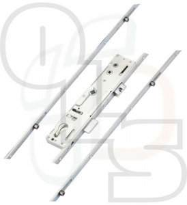 Mila Master Multipoint Lock - 2 Rollers