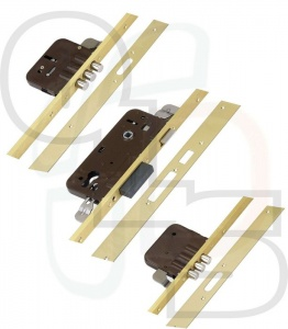 Azbe Multipoint Lock - 6 Pins
