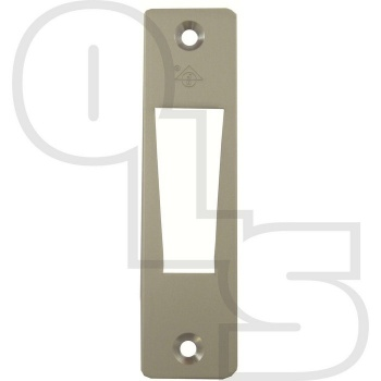 ADAMS RITE MS1850S DEADBOLT STRIKEPLATE