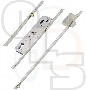 GU Ferco Munster Joinery Multipoint Latch only - 1 Deadbolt & 2 Rollers