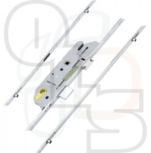 FUHR 855 Type 1 Multipoint Lock - 4 Rollers - 35mm Backset