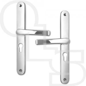 ASEC MULTIPOINT HANDLES - 48mm CENTRES - 270mm BACKPLATE