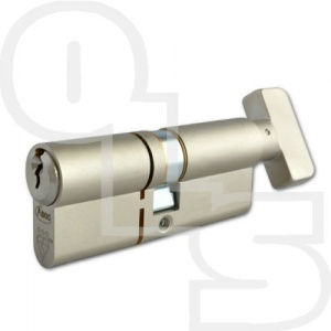 ASEC BRITISH STANDARD 3-STAR ANTI-SNAP EURO PROFILE KEY & TURN CYLINDER