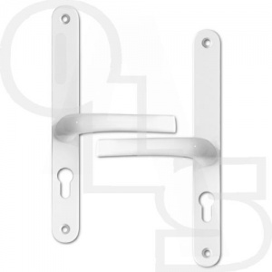 ASEC MULTIPOINT HANDLES - 48/85mm CENTRES - 270mm BACKPLATE