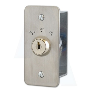 ASEC 3E0663-1NS 3-WAY KEY SWITCH
