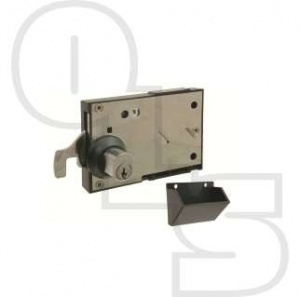 L&F 2764 COIN OPERATED LOCKER LOCK