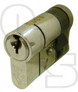 YALE BRITISH STANDARD ANTI SNAP EURO SINGLE CYLINDERS