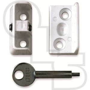 YALE 8K109 HINGED WINDOW LOCK