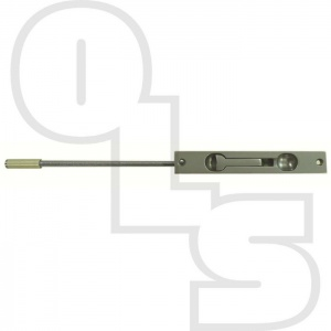SOFI BC021FL FLAT FLUSH BOLT FOR METAL DOORS