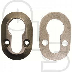 IMPERIAL G9527 EURO SECURITY ESCUTCHEON