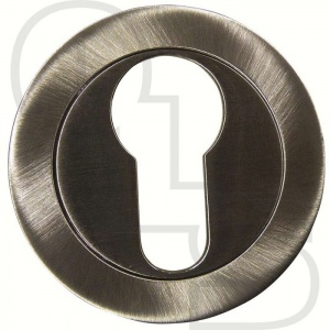 MODERN OPEN CONCEALED FIX EURO ESCUTCHEON