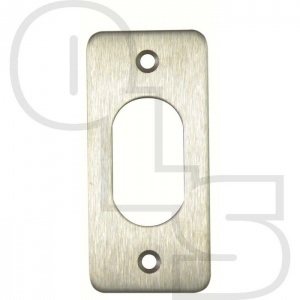 SOUBER UE2 SMALL STICK ON OVAL ESCUTCHEON