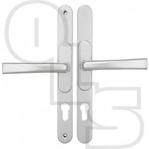 FLEXI ADJUSTABLE UPVC/MULTIPOINT DOOR HANDLE - SPRUNG - LEVER/LEVER