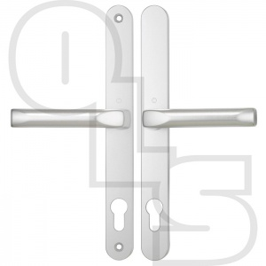 HOPPE LONDON UPVC/MULTIPOINT DOOR HANDLE - SPRUNG - LEVER/LEVER