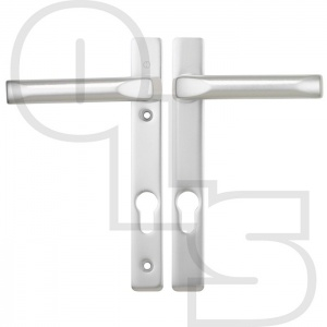 HOPPE LONDON UPVC/MULTIPOINT DOOR HANDLE - 92mm CENTRES