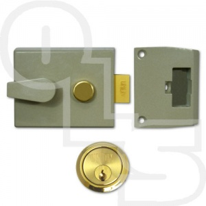 UNION 1028 STANDARD NON-DEADLOCKING NIGHTLATCH WITH 60mm BACKSET