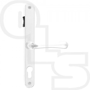 FULLEX UPVC/MULTIPOINT DOOR HANDLE  - LEVER/LEVER - WITH A SNIB