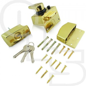 ERA 1830 HIGH SECURITY NIGHTLATCH WITH 40mm BACKSET