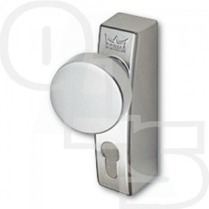 DORMA OUTSIDE ACCESS DEVICE (KNOB VARIANT)