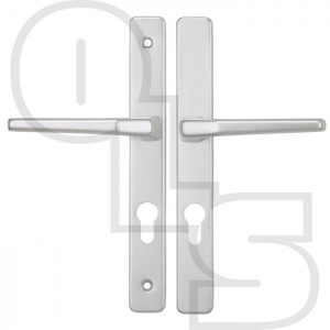 HOPPE UPVC/MULTIPOINT DOOR HANDLE - UNSPRUNG - LEVER/LEVER