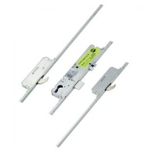 Maco GT-S  Multipoint Lock - 2 Hooks - Single Spindle - 35mm Backset