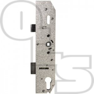 Mila Lockcase - Latch and Deadbolt Version - Single Spindle - 45mm Backset
