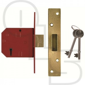 UNION 2134 5 LEVER MORTICE DEADLOCK