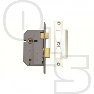 UNION 3 LEVER BATHROOM SASHLOCK