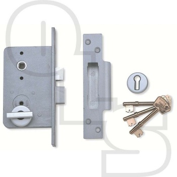 WELLINGTON FORT 4G 6 LEVER SASHLOCK