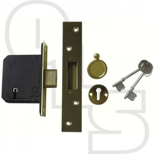 SECUREFAST BRITISH STANDARD 5 LEVER DEADLOCK