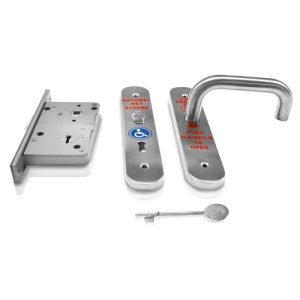NATIONAL KEY SCHEME LOCKSET