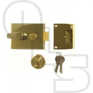 UNION 1048 DEADLOCKING NIGHTLATCH WITH 60mm BACKSET
