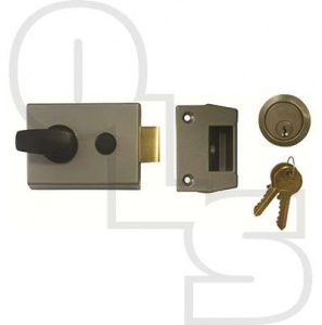 IMPERIAL S909 DEADLOCKING NIGHTLATCH WITH 60mm BACKSET