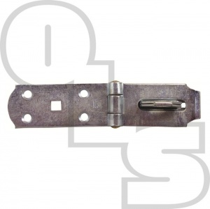 CROMPTON 149 ZINC PLATED HASP & STAPLE