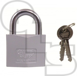 ABUS 27 SERIES SILVER ROCK PADLOCKS