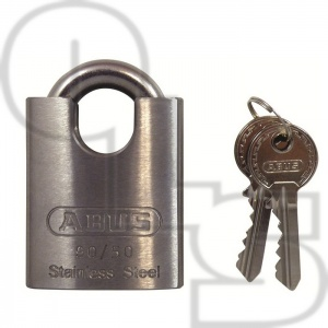 ABUS 90 SERIES STAINLESS STEEL PADLOCKS