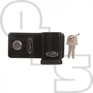 SQUIRE STRONGHOLD HLS50 HIGH SECURITY PADLOCK AND HASP LOCKSET