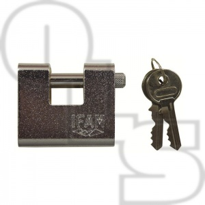 IFAM 5200 SERIES ARMOURED SHUTTER PADLOCKS