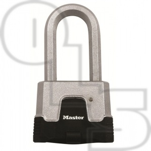 MASTER M175 EXCELL COMBINATION LONG SHACKLE PADLOCK
