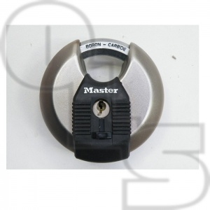 MASTER EXCELL DISCUS PADLOCKS