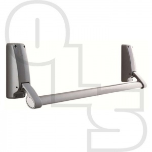 BRITON 379 REVERSIBLE MORTICE PANIC LATCH PUSH BAR