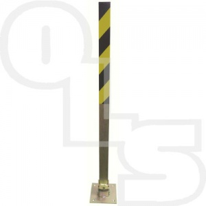 SECUREFAST FOLD DOWN PADLOCKABLE PARKING POST