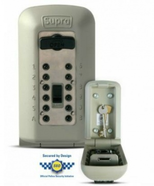 SUPRA C500 POLICE APPROVED KEY SAFE