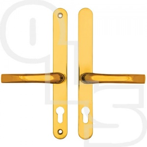 EASYFIT  UPVC/MULTIPOINT DOOR HANDLE - 68mm CENTRES - 240mm SCREW CENTRES